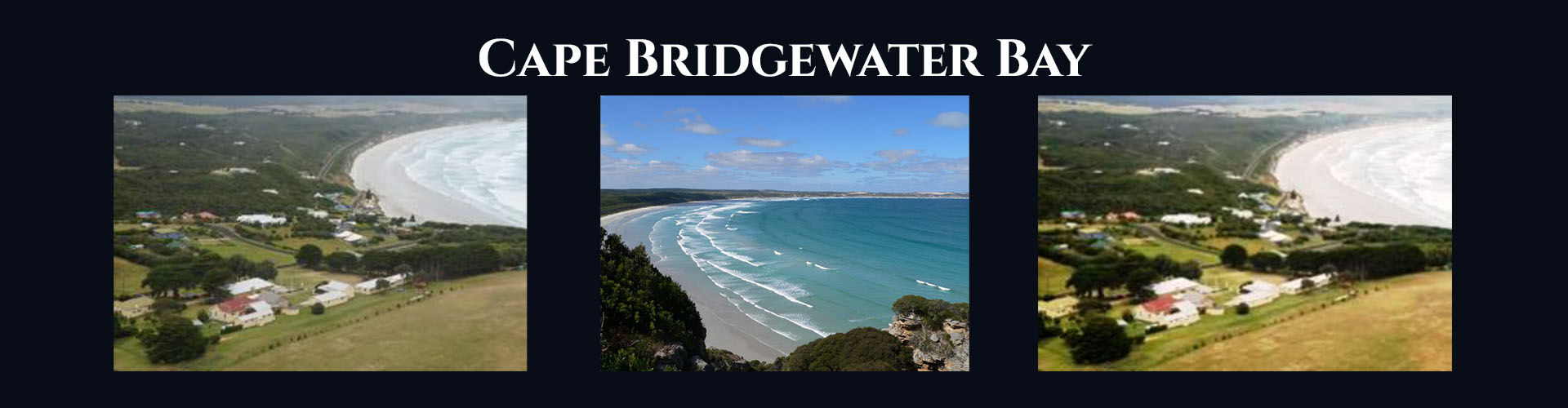 Absent Justice - Cape Bridgewater Bay