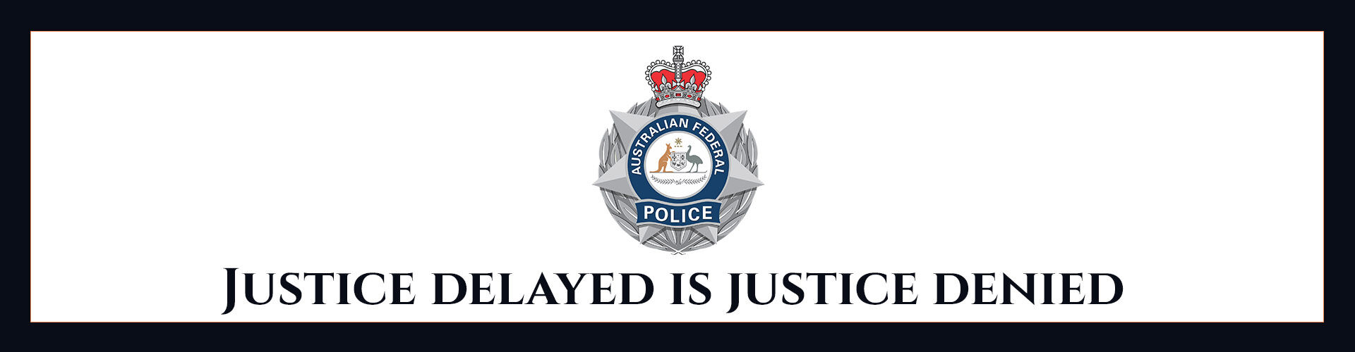 Absent Justice - My Story - Australian Federal Police