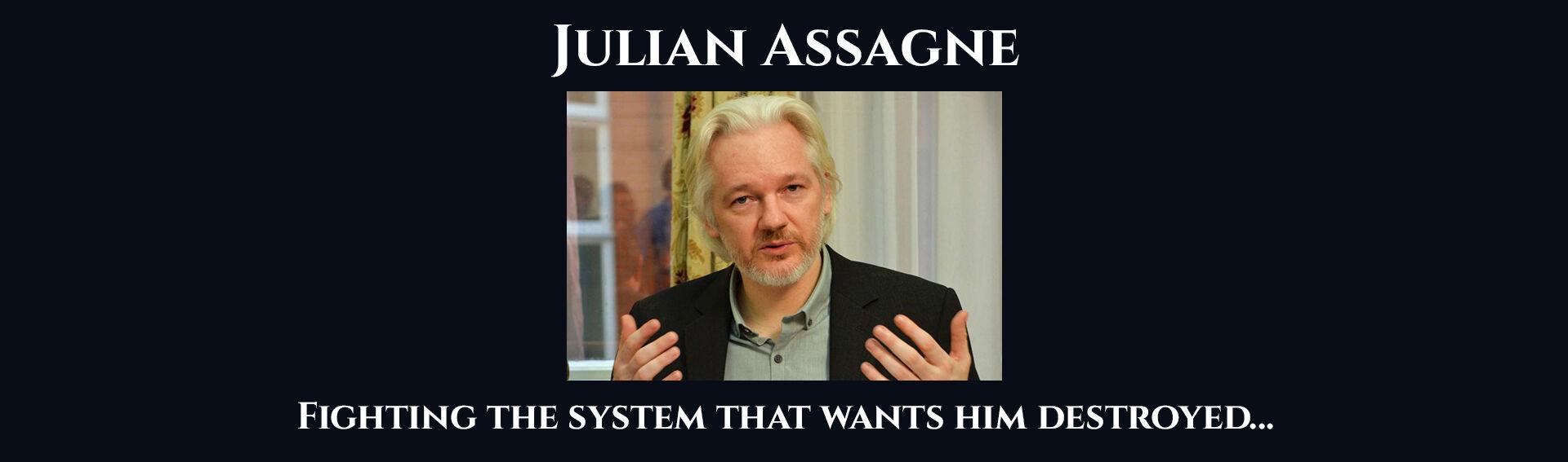Absent Justice - Julian Assagne