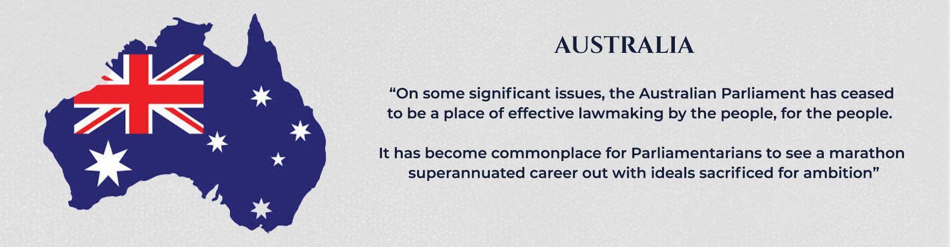 Absent Justice - Australia