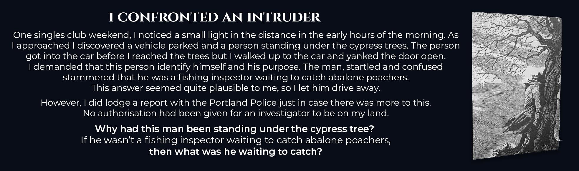 Absent Justice - Intruder