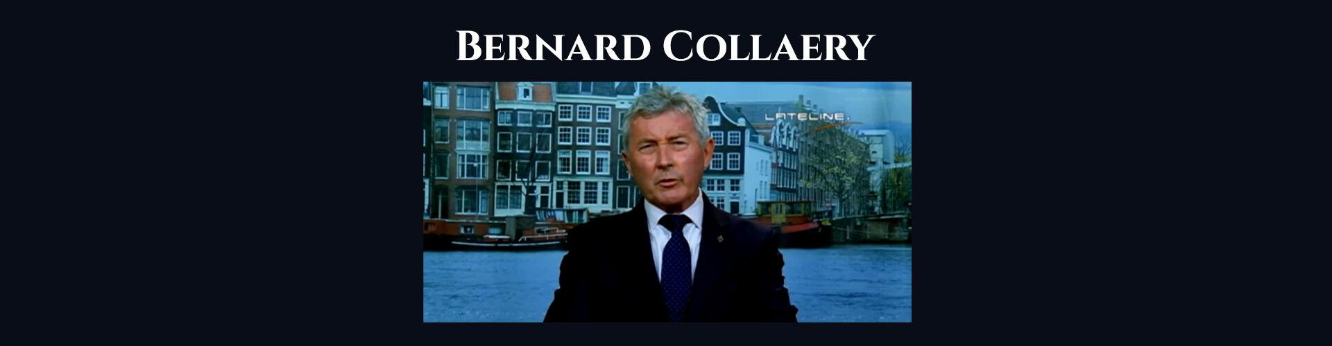 Absent Justice - Bernard Collaery