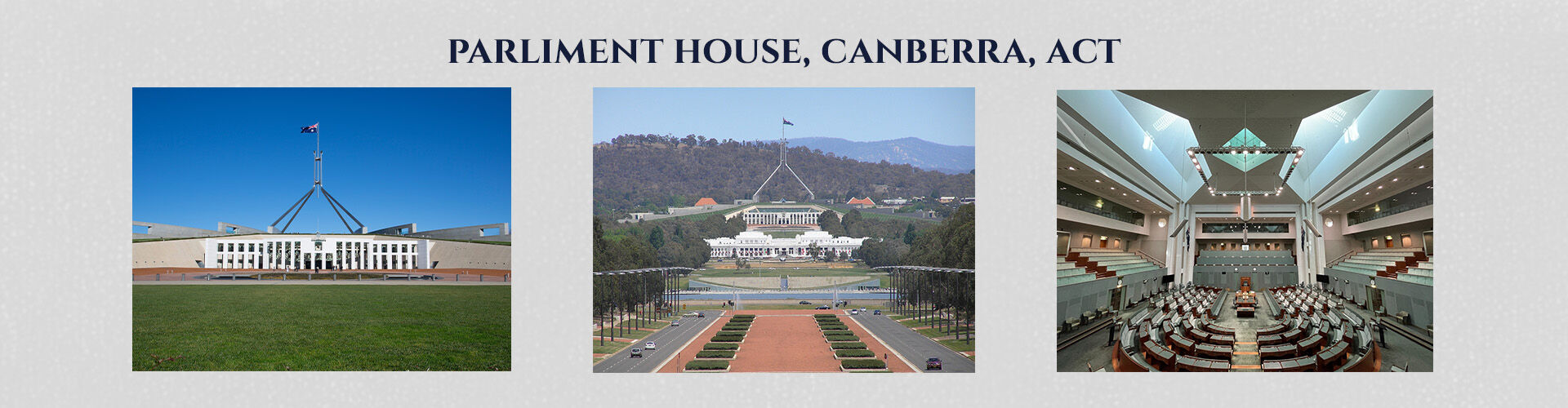 Absent Justice - My Story - Parliament House Canberra