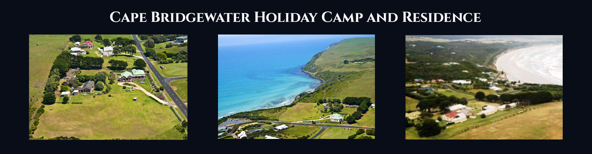Absent Justice -  Cape Bridgewater Holiday Camp and Residence