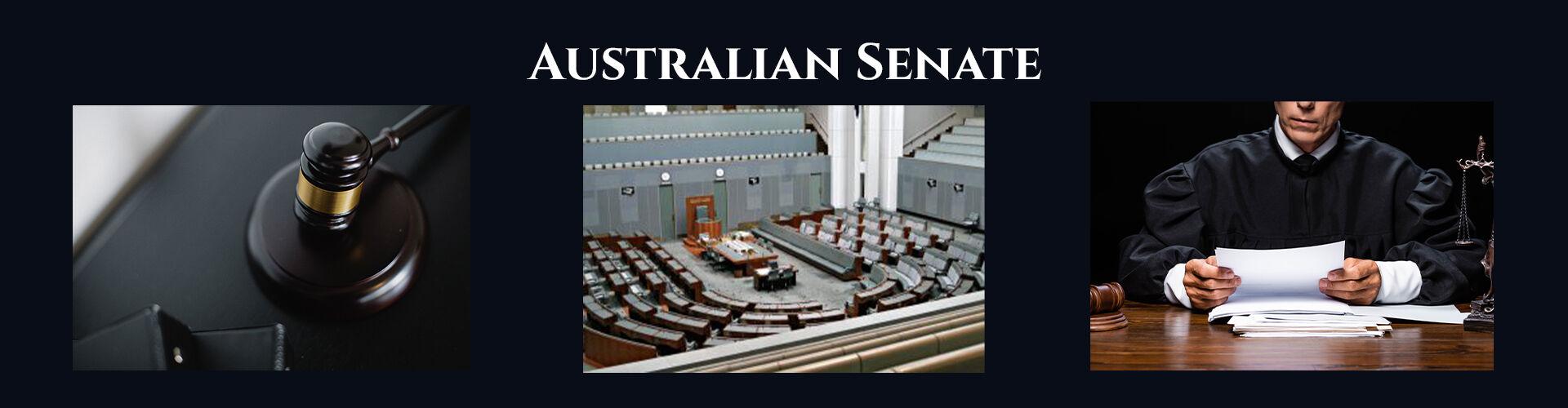 Absent Justice - Australian Senate